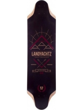 Landyachtz Top Speed 34 - Deck Only