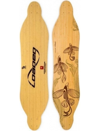 Loaded Vanguard Bamboo - Deck Only