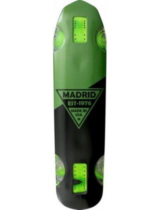Madrid Nessie Green Metallic - Deck Only