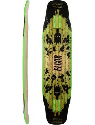 Moonshine Elixir Black/Green - Deck Only