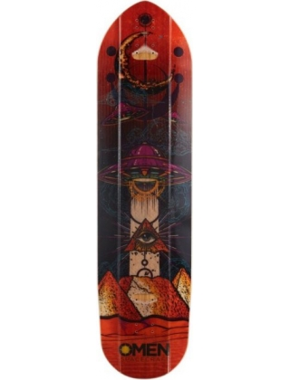 "Omen Max Ballesteros Giza 38"" - Deck Only"