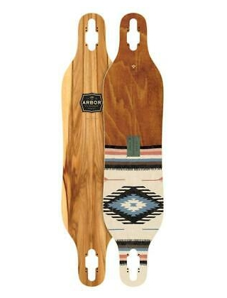 "Arbor Axis Flagship Native Series 40"" - Deck Only"