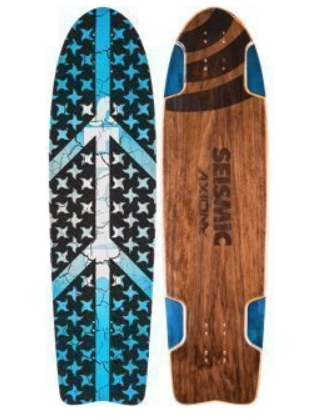 "Seismic Axiom 36.25"" - Deck Only"