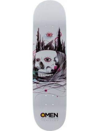 """Omen Skull Castle 8"""" - Deck Only"""
