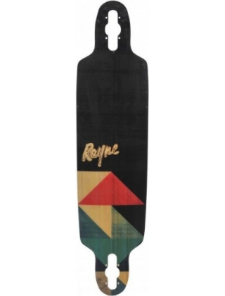 Rayne Flight V2 Geo Graphic - Deck Only