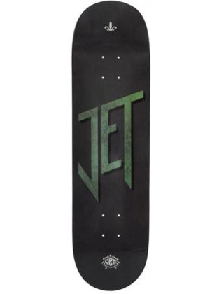 "Jet Agent Metallogo 8.25"" - Deck Only"