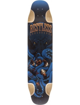 "Restless FishBowl ""Octo"" 39"" - Deck Only"
