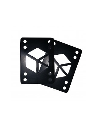 Loaded Flat riser pads - 1/16""