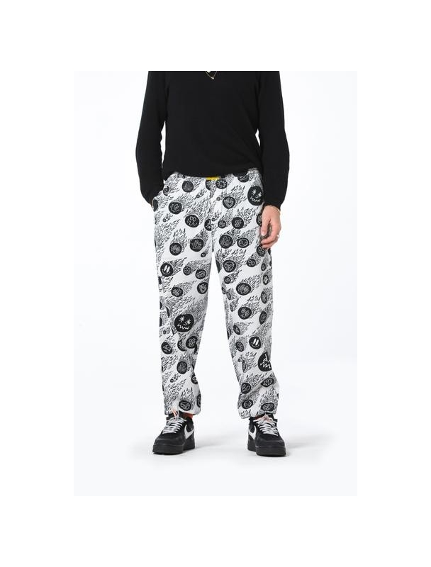 Pants R8GZ Wear Flaming Faces Grazzer Pant Cover Photo