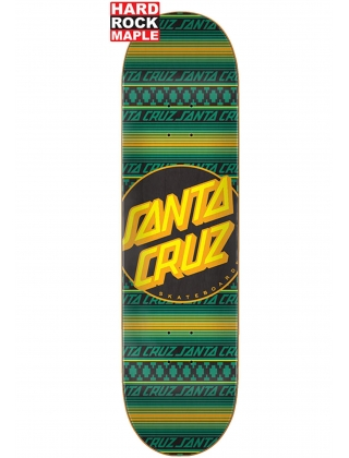 Santa-Cruz Serape Dot Hard Rock Maple Green-Yellow