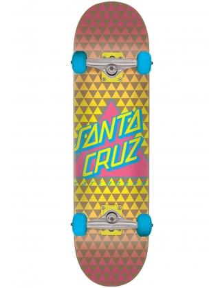 Santa-Cruz - Not A Dot - Yellow - Complete board