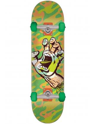 Santa-Cruz - Primary Hand Green - Complete board