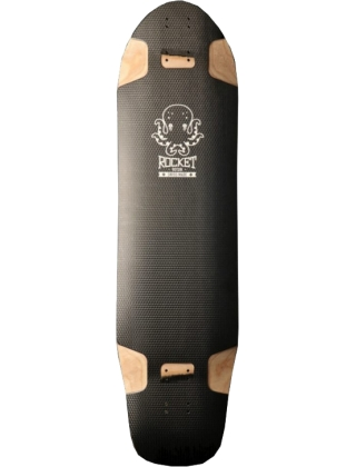 Rocket Roton Black - Deck Only