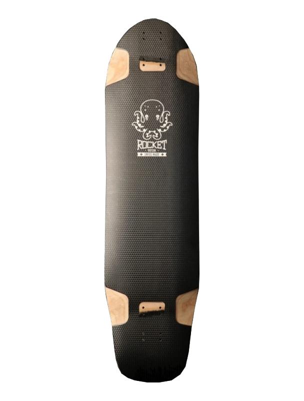Rocket Roton Black - Deck Only
