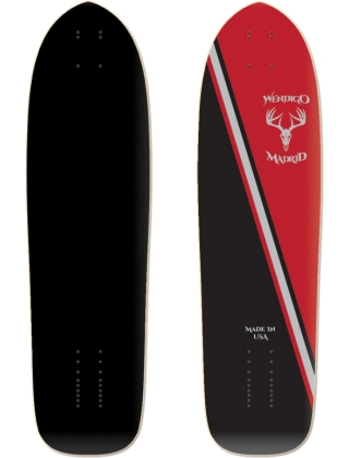 "Madrid Wendigo 34"" - Deck-Only"