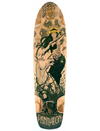 Pantheon Longboards Gaia - Deck Only