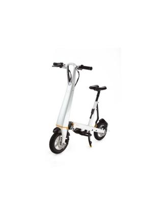 Electric bike Onemile Halo City - White Photo 2