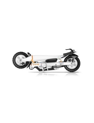 Electric bike Onemile Halo City - White Photo 3