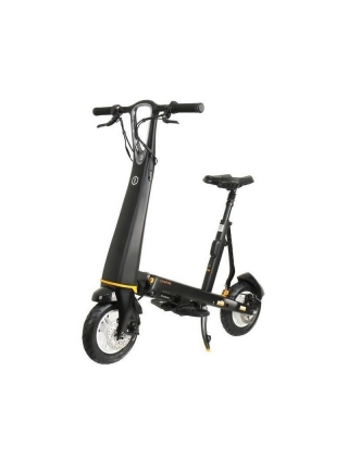 Electric bike Onemile Halo City - Black Photo 2