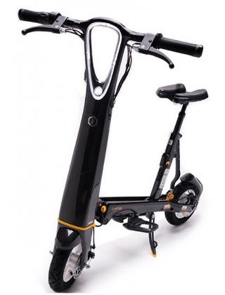 Electric bike Onemile Halo City - Black Photo 1