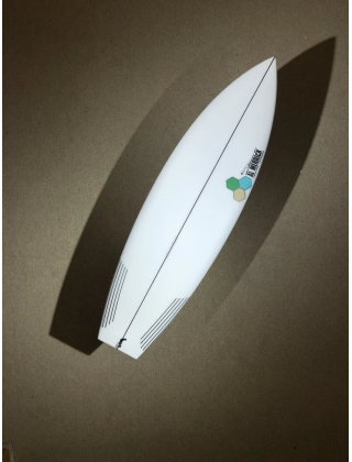 "Channel Islands NECK BEARD 2 by Al Merrick - 5'9"" x 19 1/2 x 2 1/2 x 30,6L"
