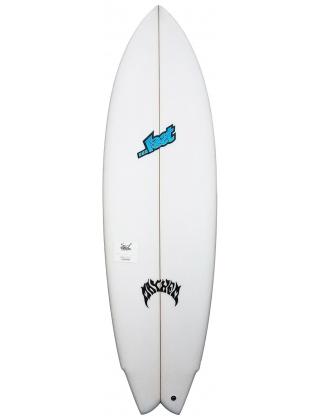 "Lost surfboard Lost ROUND NOSE FISH REDUX by Matt Biolos - 5'06"" x 19,50 x 2,35 x 28.5L Photo 4"