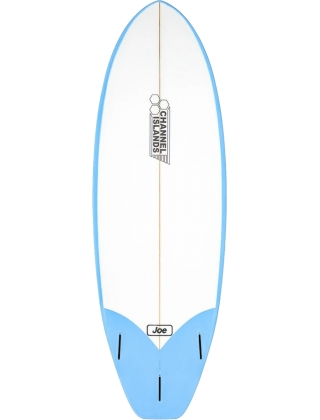 "Channel Islands JOE by Al Merrick - 6'02"" x 22 7/8 x 3 - 48,2L"