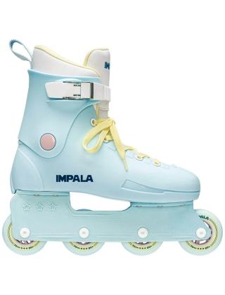 IMPALA LIGHTSPEED INLINE SKATE - SKY BLUE / YELLOW