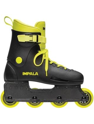 IMPALA LIGHTSPEED INLINE SKATE - BLACK / FLUORO