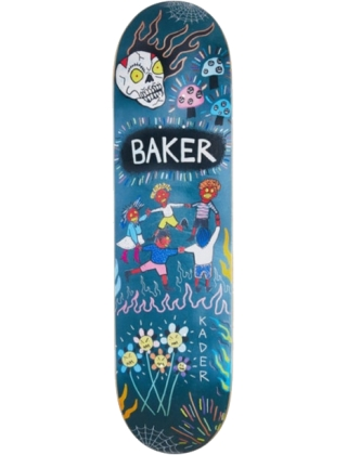 Baker Happy Campers deck 8.25""