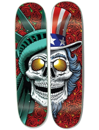 StrangeLove Deck Sean Cliver - Liberty & Sam