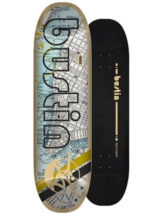 BUSTIN YOFACE CITY GRAPHIC 8.25