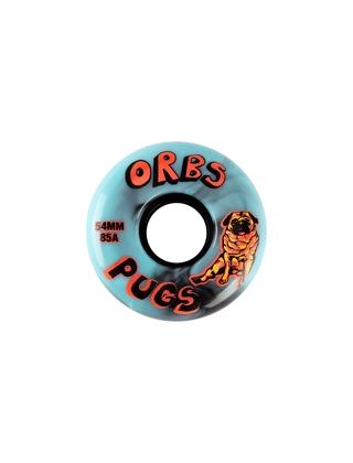 Orbs Wheels Pugs 54mm - 85A (Blue)