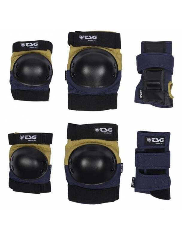 Protections for skateboard, longboard, rollers skates TSG Safety pack kids junior set Cover Photo