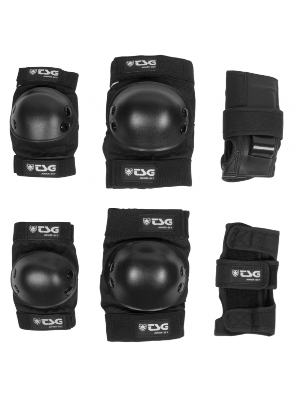 Protections for skateboard, longboard, rollers skates TSG Safety Pack Basic Set Cover Photo
