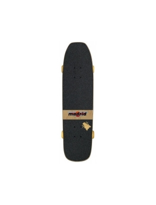Cruiser Madrid X Stranger Things Hopper - Cruiser Skateboard Complete Photo 1
