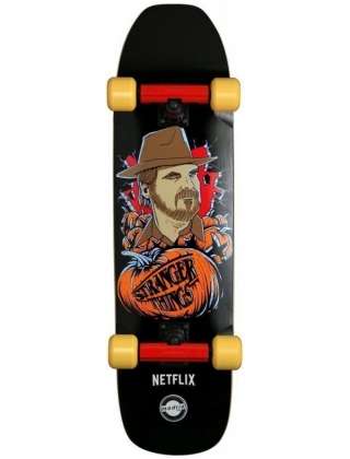 Madrid X Stranger Things Hopper - Cruiser Skateboard Complete