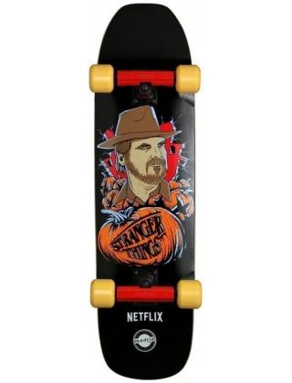 Madrid X Stranger Things Hopper - Cruiser Skateboard Complete