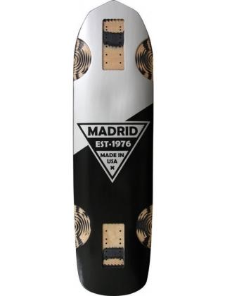 Madrid Wendigo Silver Metallic - Premium
