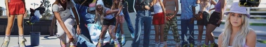 Roller skate models