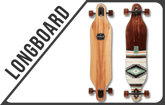 Longboard Landyachtz, Arbor, Loaded